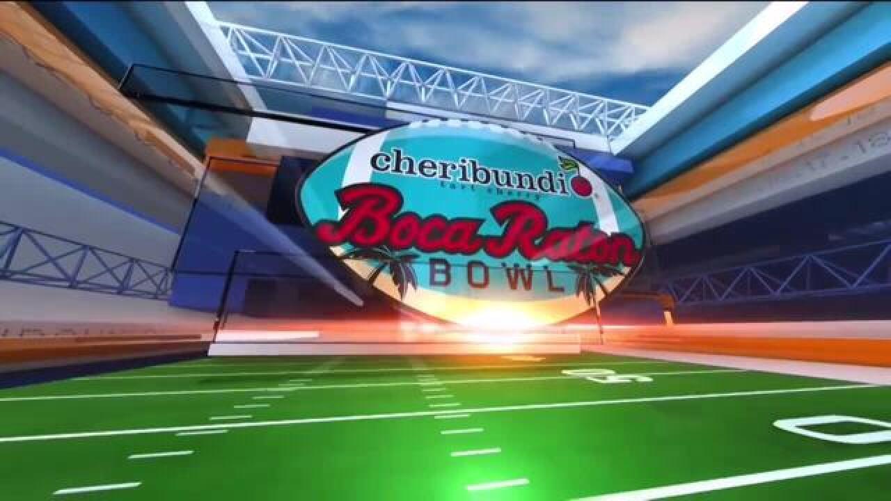 Boca Raton Bowl Preview Special