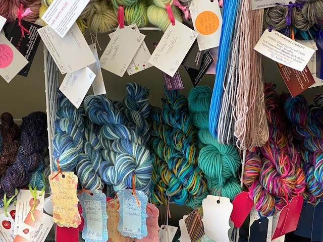 The Yarn Shoppe