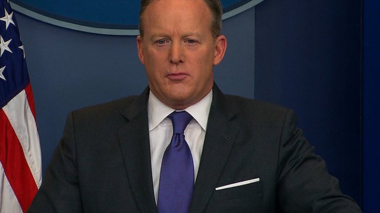 Sean Spicer says he doesn't think he lied to the American people while he was press secretary