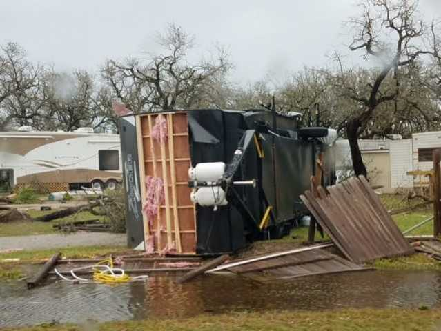 Photos: Flooding in Texas, Damage From Harvey