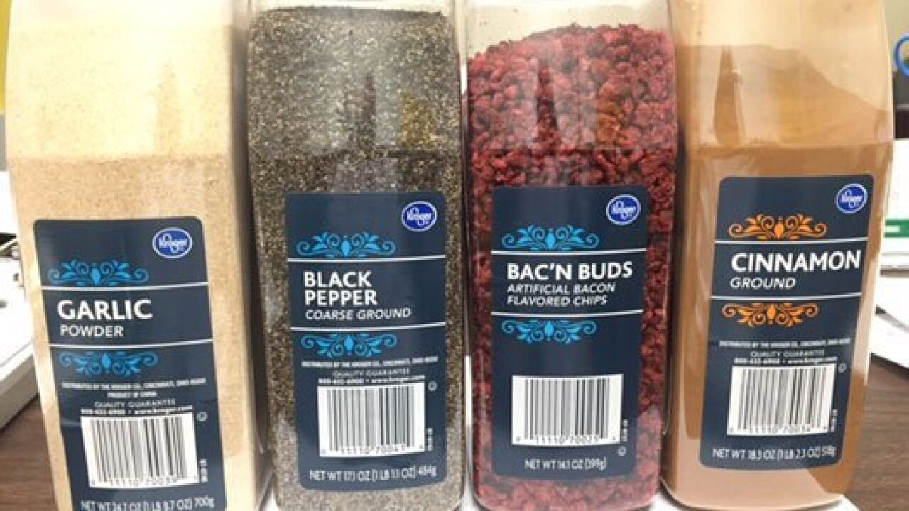Recall Alert: Grocery chain recalling spices for Salmonella concerns