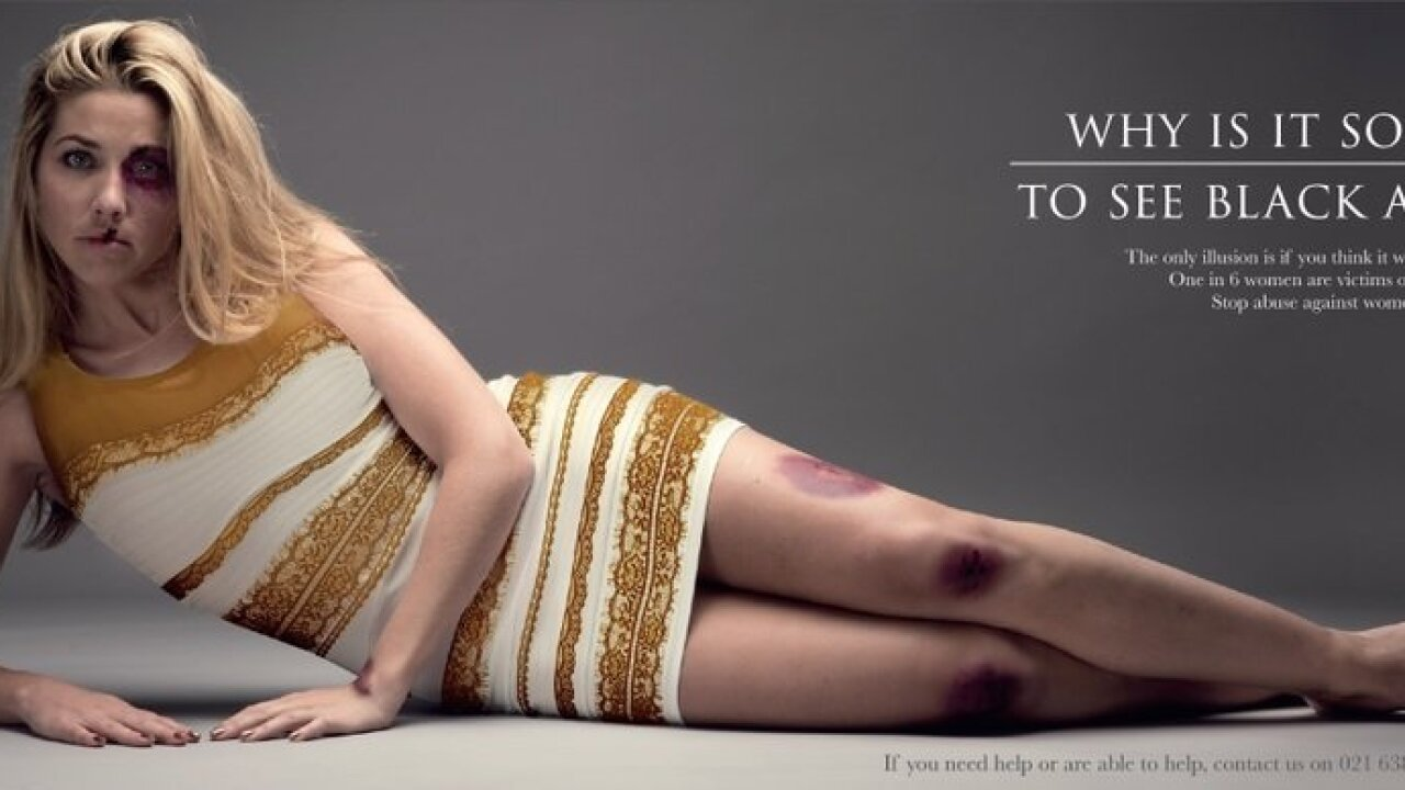 Domestic violence undressed in Salvation Army's powerful adcampaign