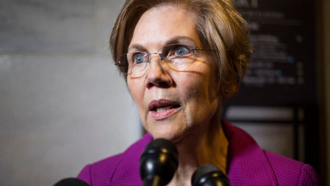 Trump resumes 'Pocahontas' moniker after Warren DNA test