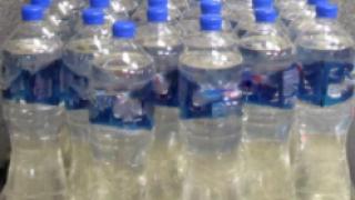Liquid meth water bottles