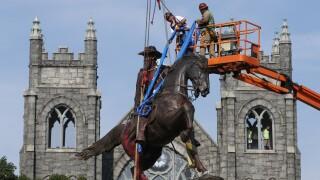 Racial Injustice Confederate Statues