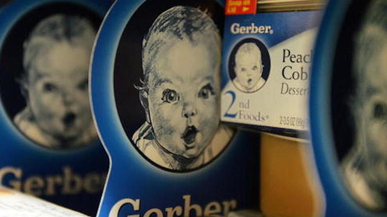 Gerber looking for its next spokesbaby