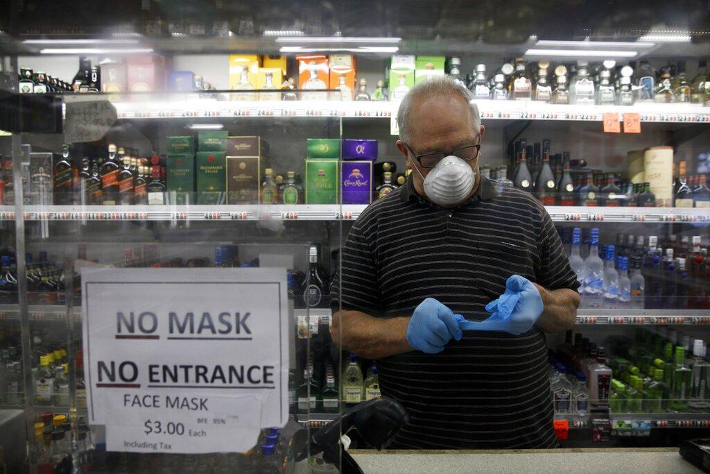 Virus Outbreak Los Angeles