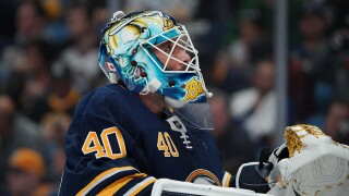 5 Observations: Hutton shines as Sabres take down Rangers 3-1