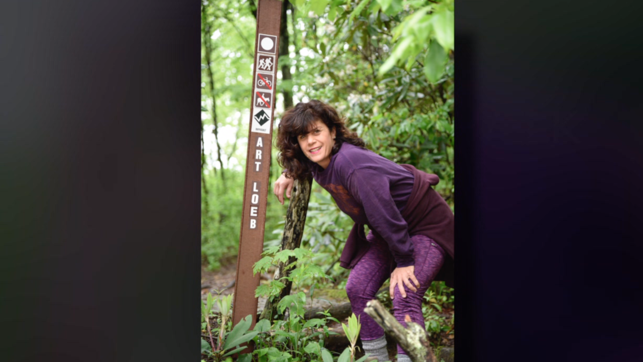 Walking Club Walker of the Week: Julie