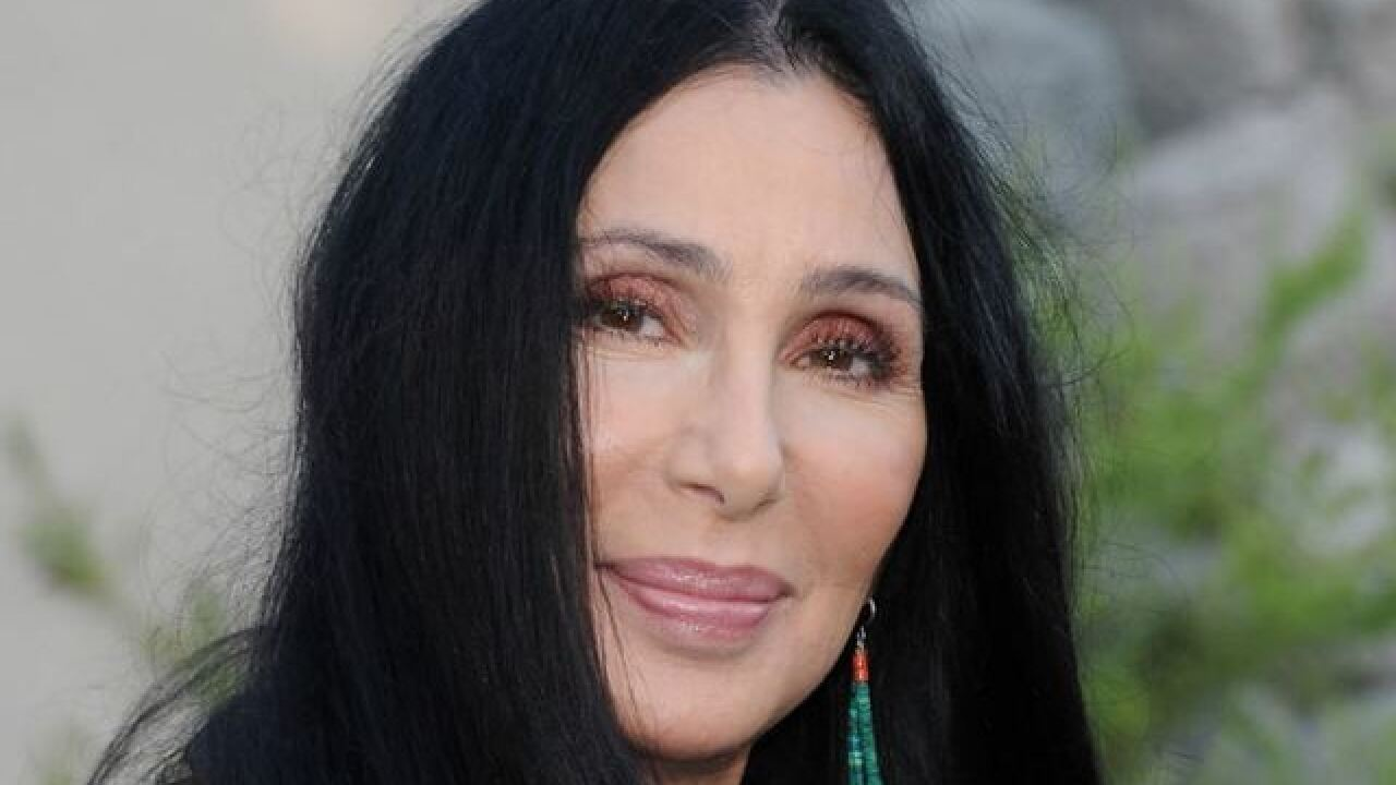 Cher endorses Idaho lawmaker for governor