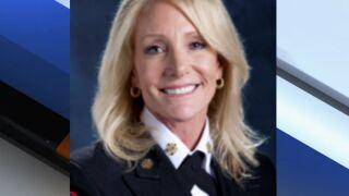 Phoenix Fire Chief Kara Kalkbrenner