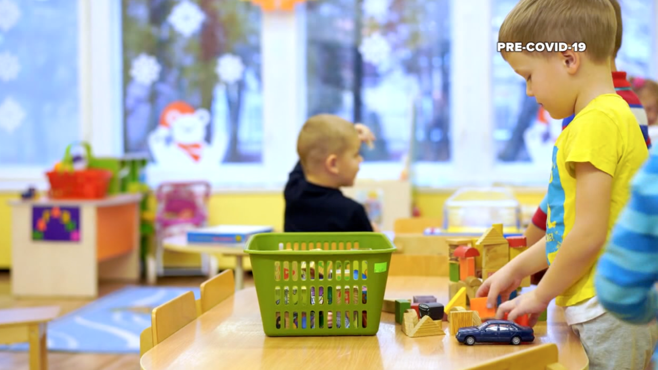 $1.7 million in childcare funds available to struggling Clark County families