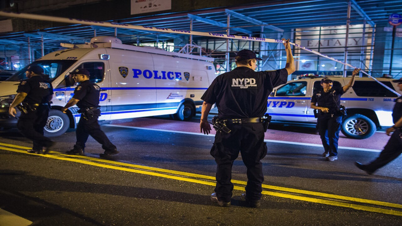 Investigation underway into NYC explosion