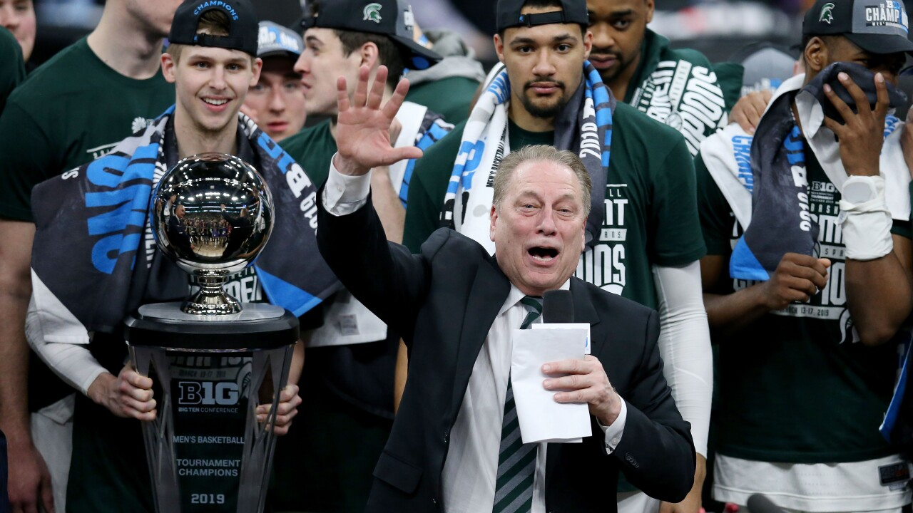 Michigan State seeking to survive opening weekend of NCAAs