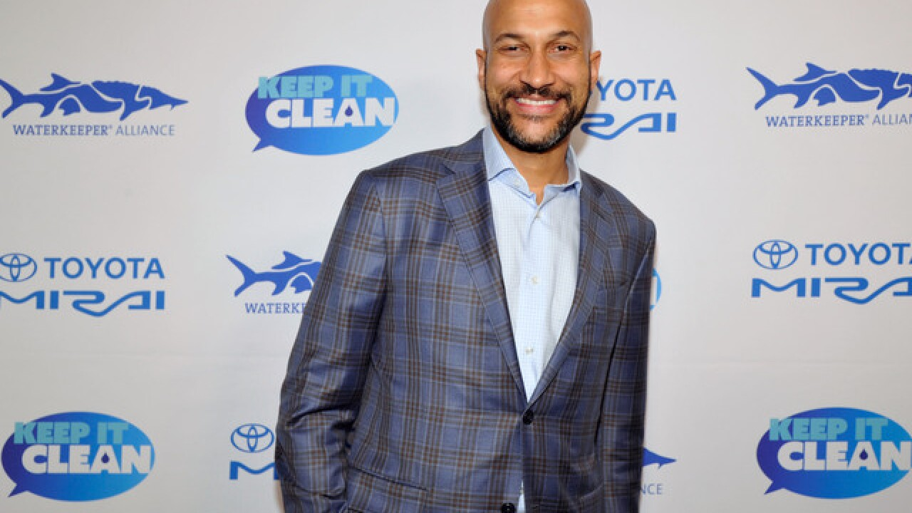 WATCH: Keegan-Michael Key as James Franklin at Penn State spring game
