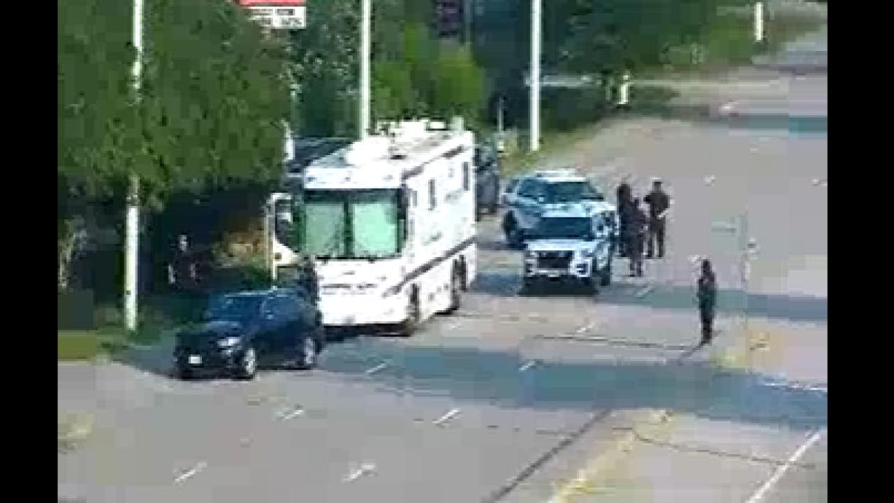 NN 12800 Jefferson Avenue tactical incident (August 10)