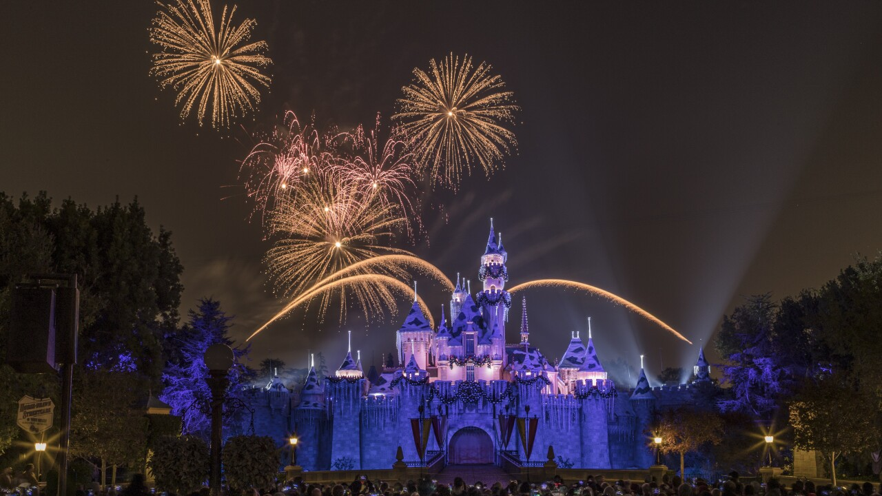 "Holidays at Disneyland Resort - ""Believe … in Holiday Magic"" at Disneyland Park"