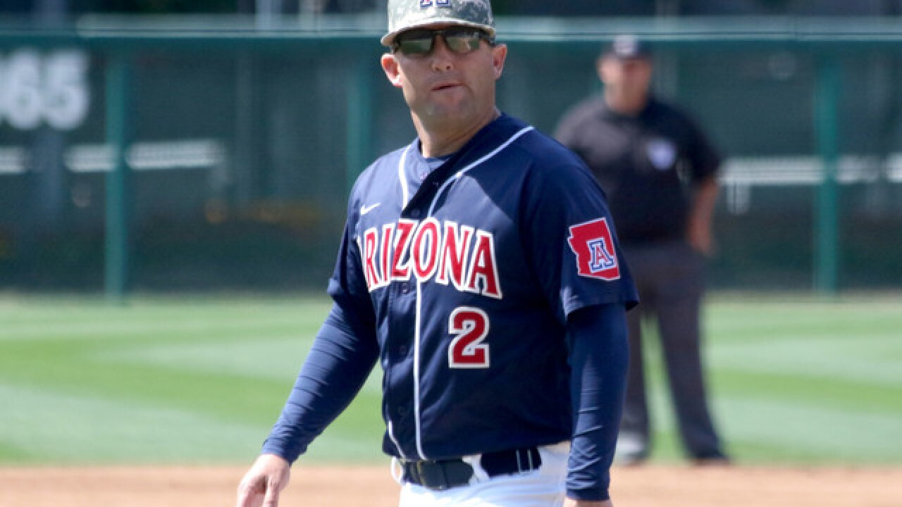 Wildcats extend baseball coach Jay Johnson's contract through 2022