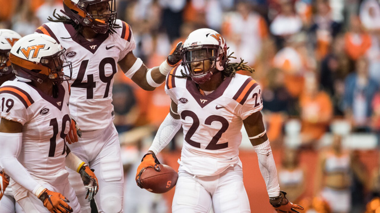 Bills make 2nd trade of NFL Draft, take OLB Tremaine Edmunds 16th overall