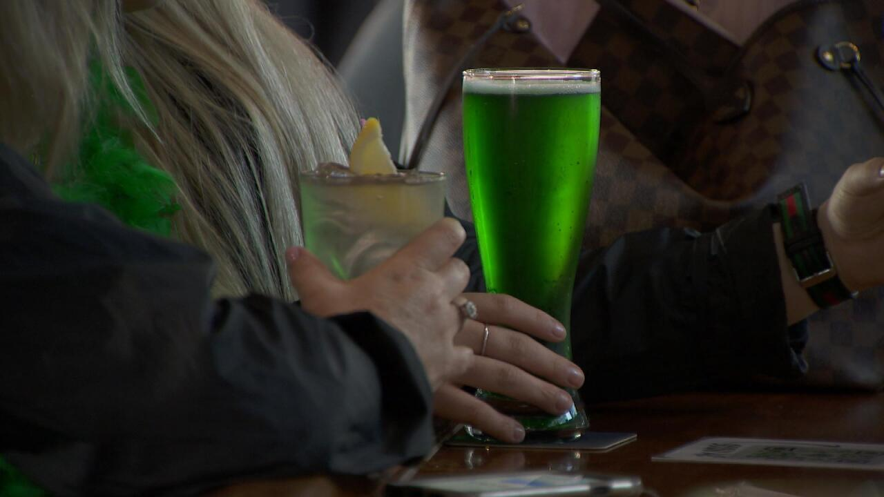 Despite lower turnout, local bars feel lucky this St. Patrick's Day