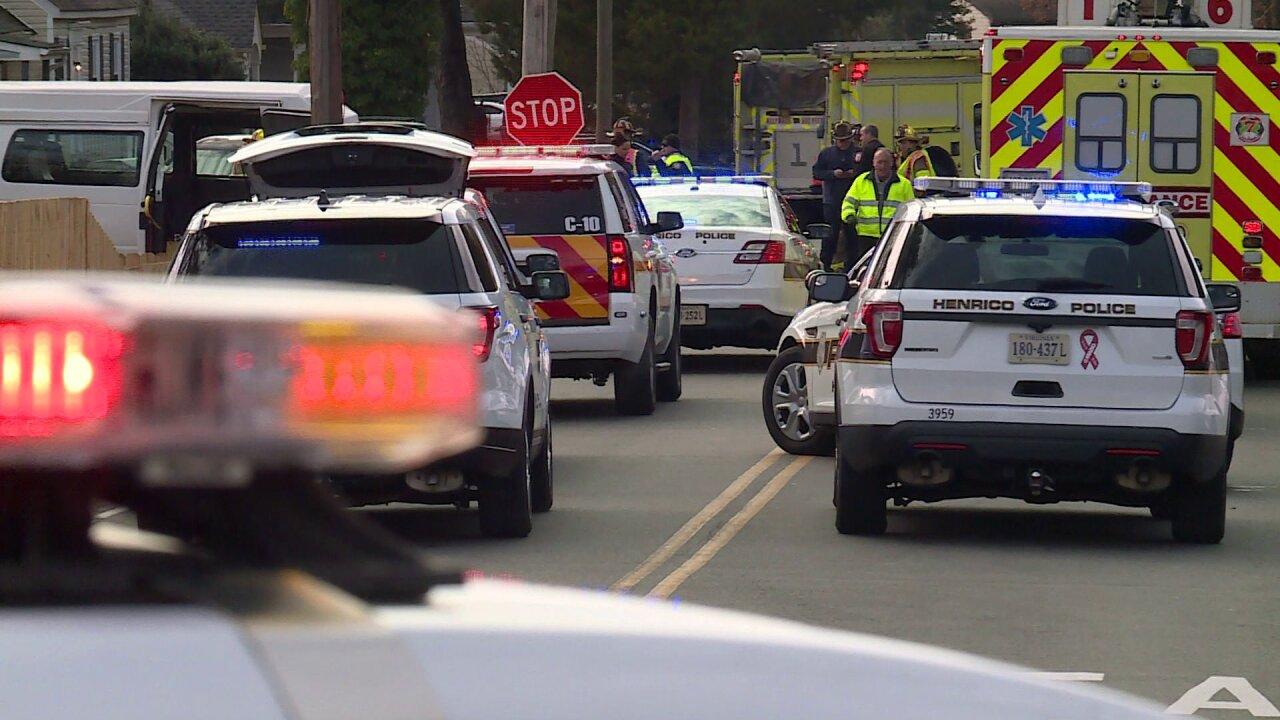 2 killed in Henrico neighborhoodcrash