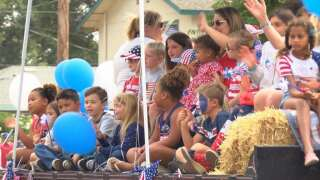 Locals enjoy Independence Day parade, pancakes in Templeton