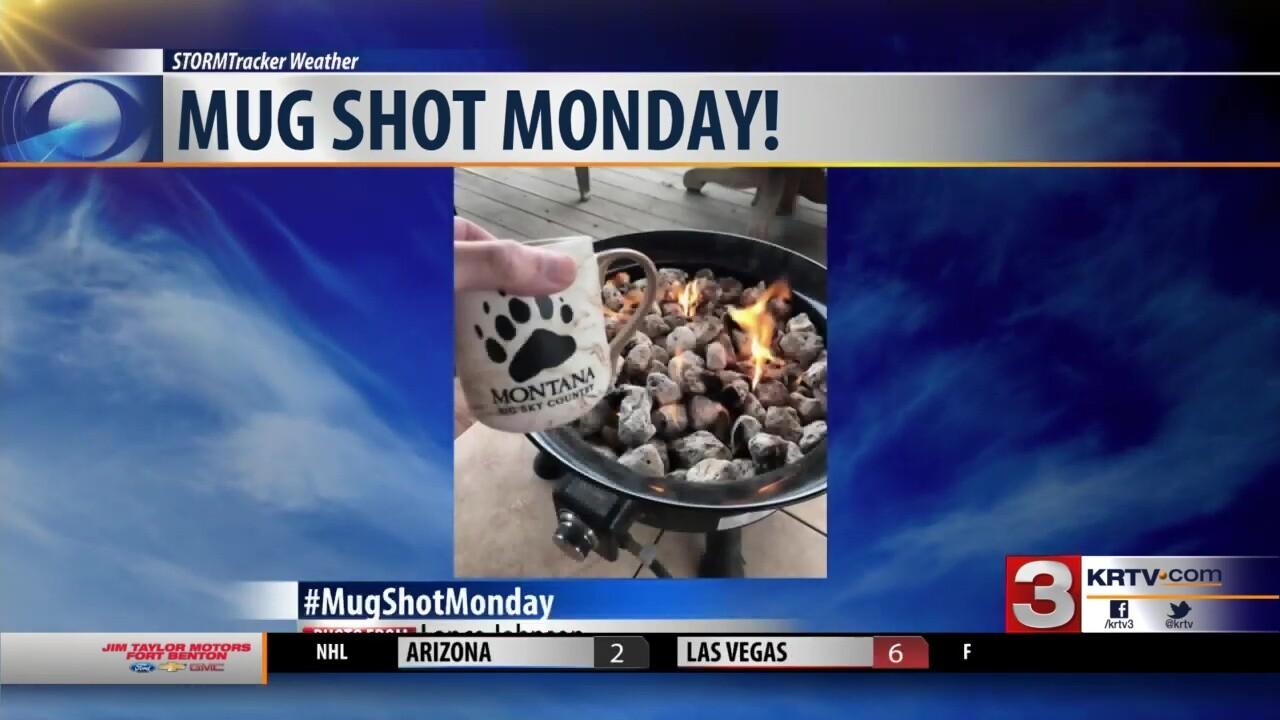 Mug Shot Monday