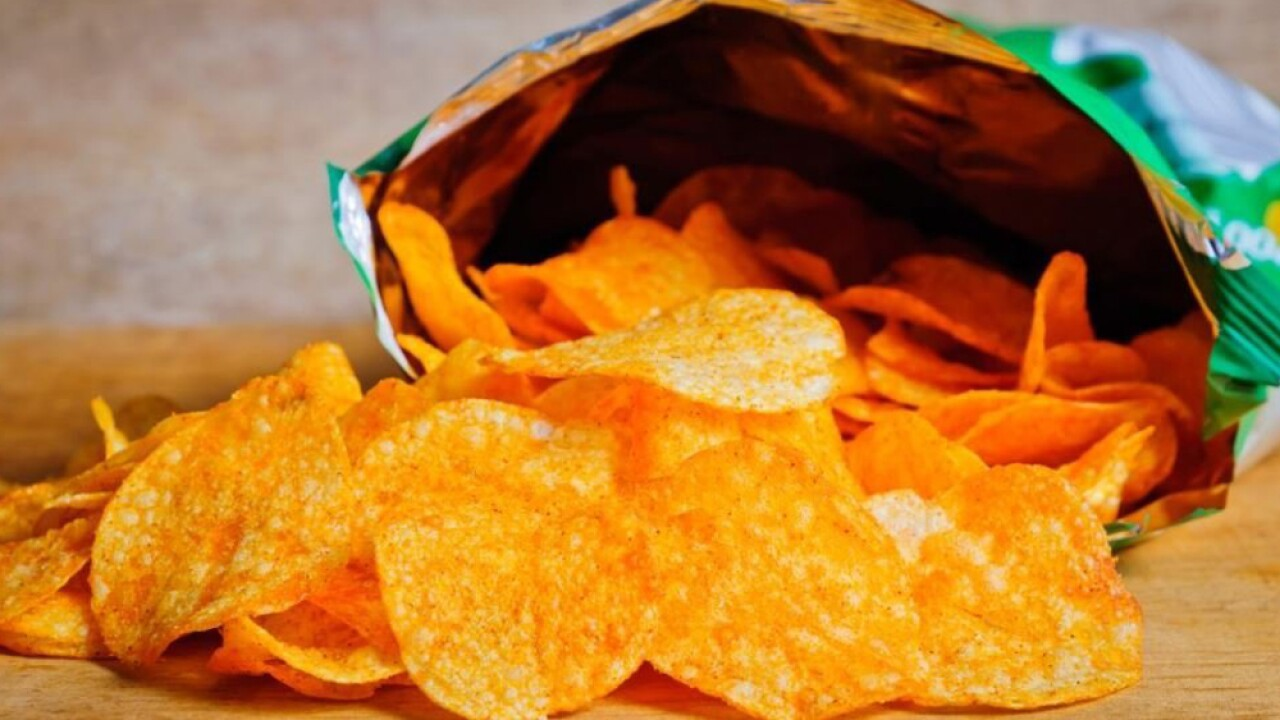 Frito-Lay recalls some barbecue chips because they might contain milk
