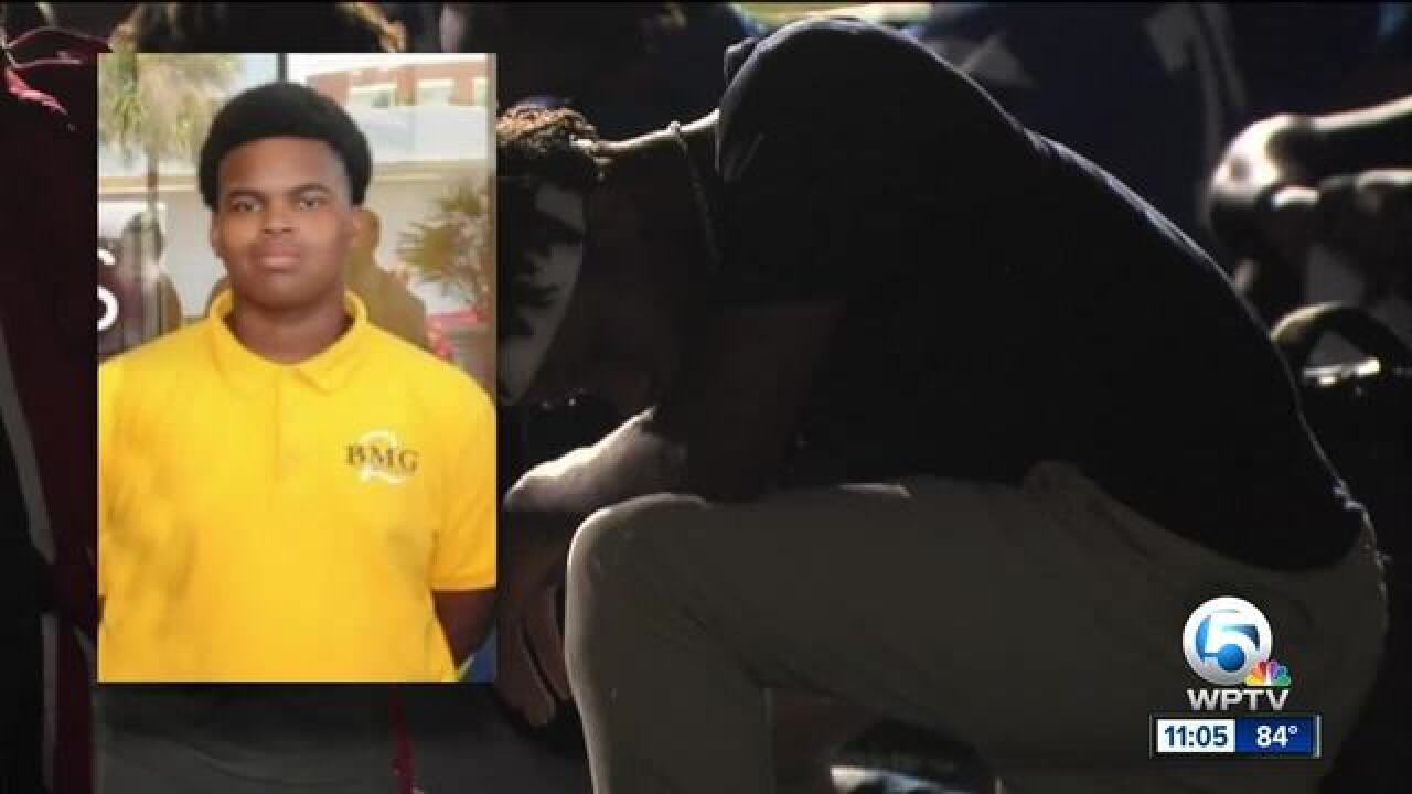 Sebastian River High School remembers student