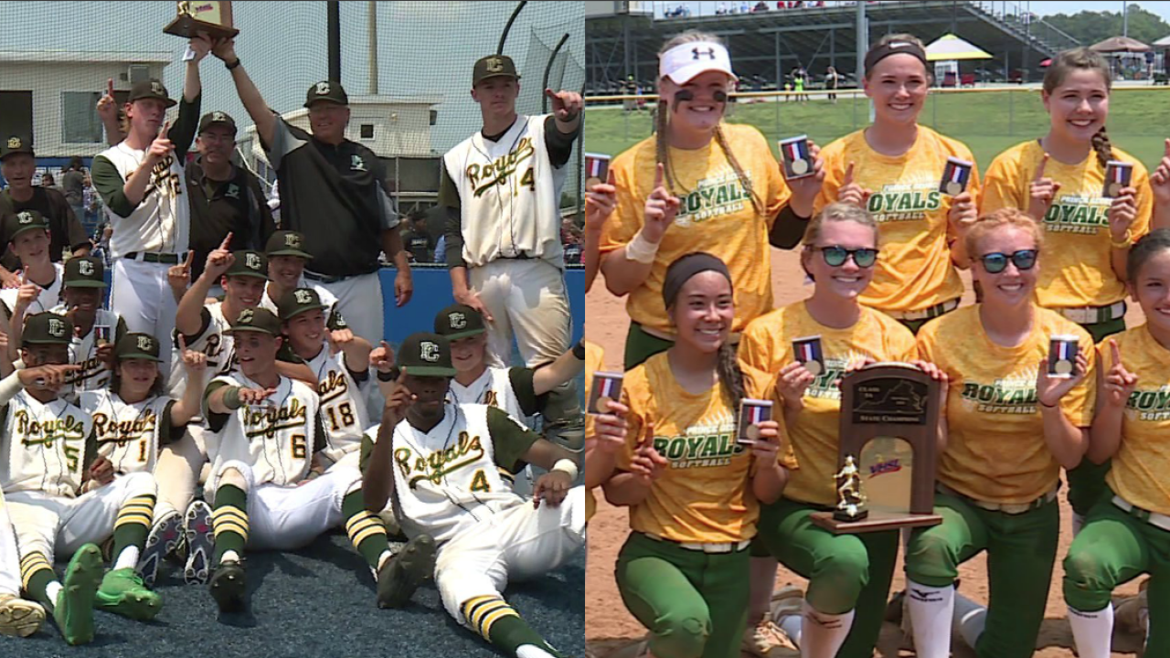 VHSL State Finals winners: Prince George earns first-timesweep