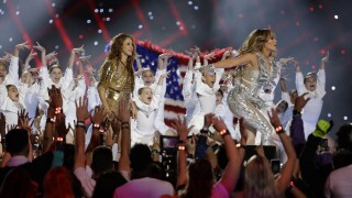 Shakira, Jennifer Lopez light up Super Bowl Halftime Show