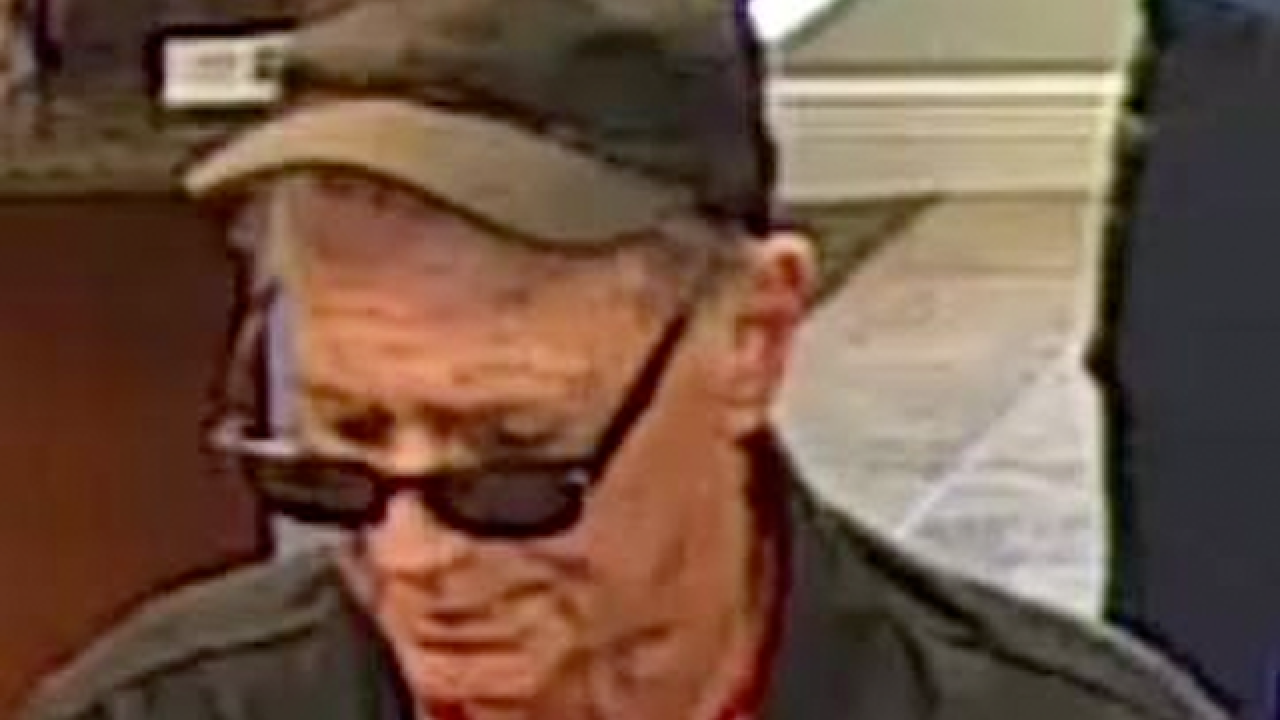 Police: Man robbed Fort Pierce bank Friday