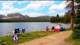 Uniquely Utah: Keeping cool at MirrorLake