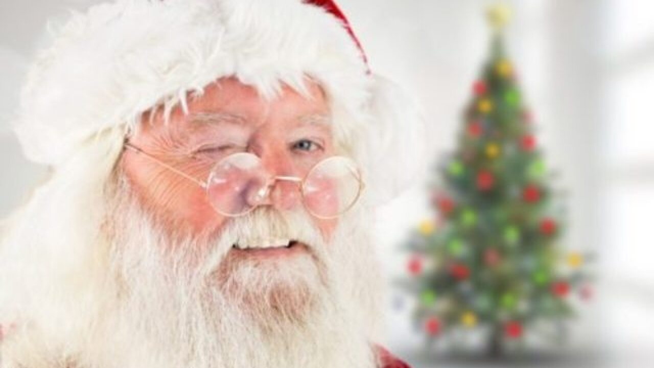 Usps Christmas Eve.How To Get A Letter From Santa With The Help Of The Usps