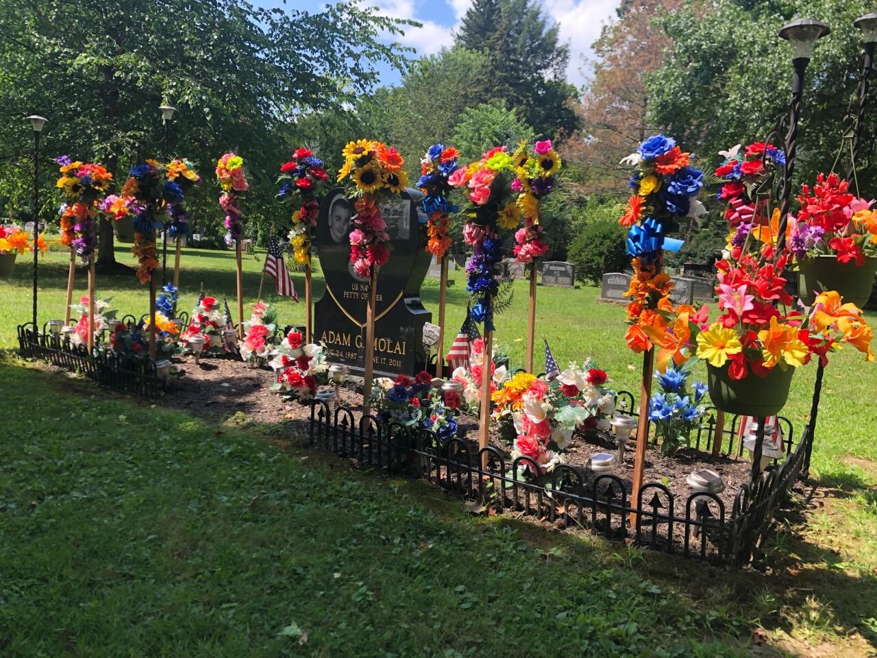 kent cemetery spat 2