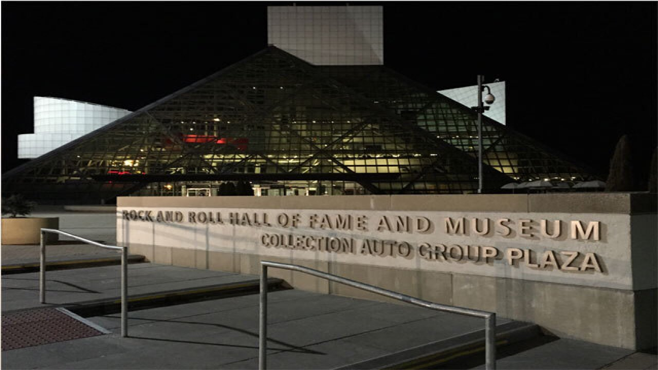 Rock and Roll Hall of Fame announced nominees