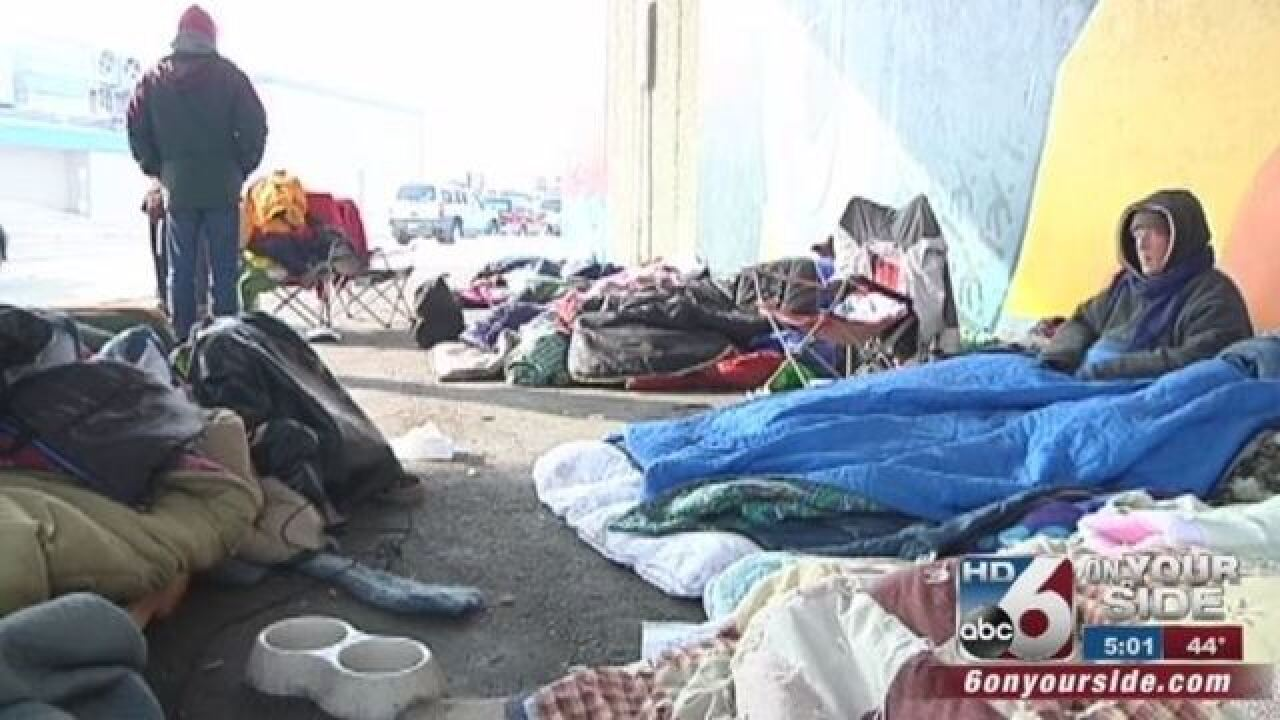 Boise files appeal in homeless camping ban case