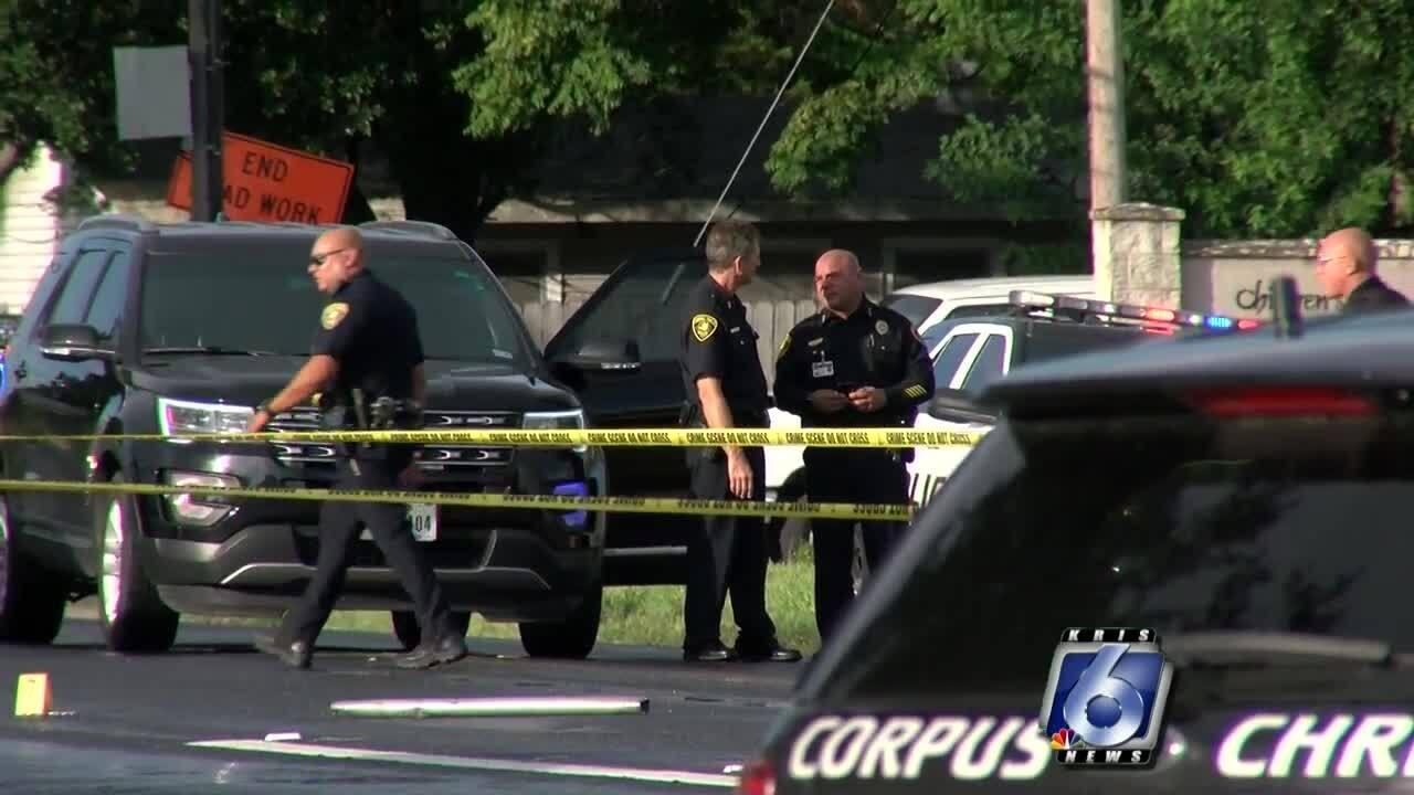 metal pipe-officer involved shooting 0910.jpg