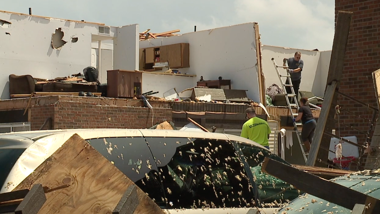 jefferson city tornado damage