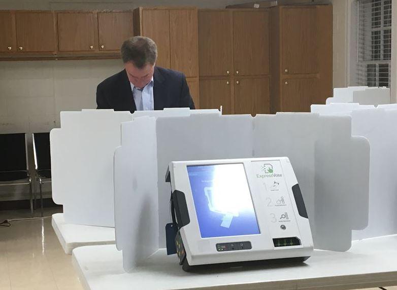 Mayor Hogsett Votes.JPG