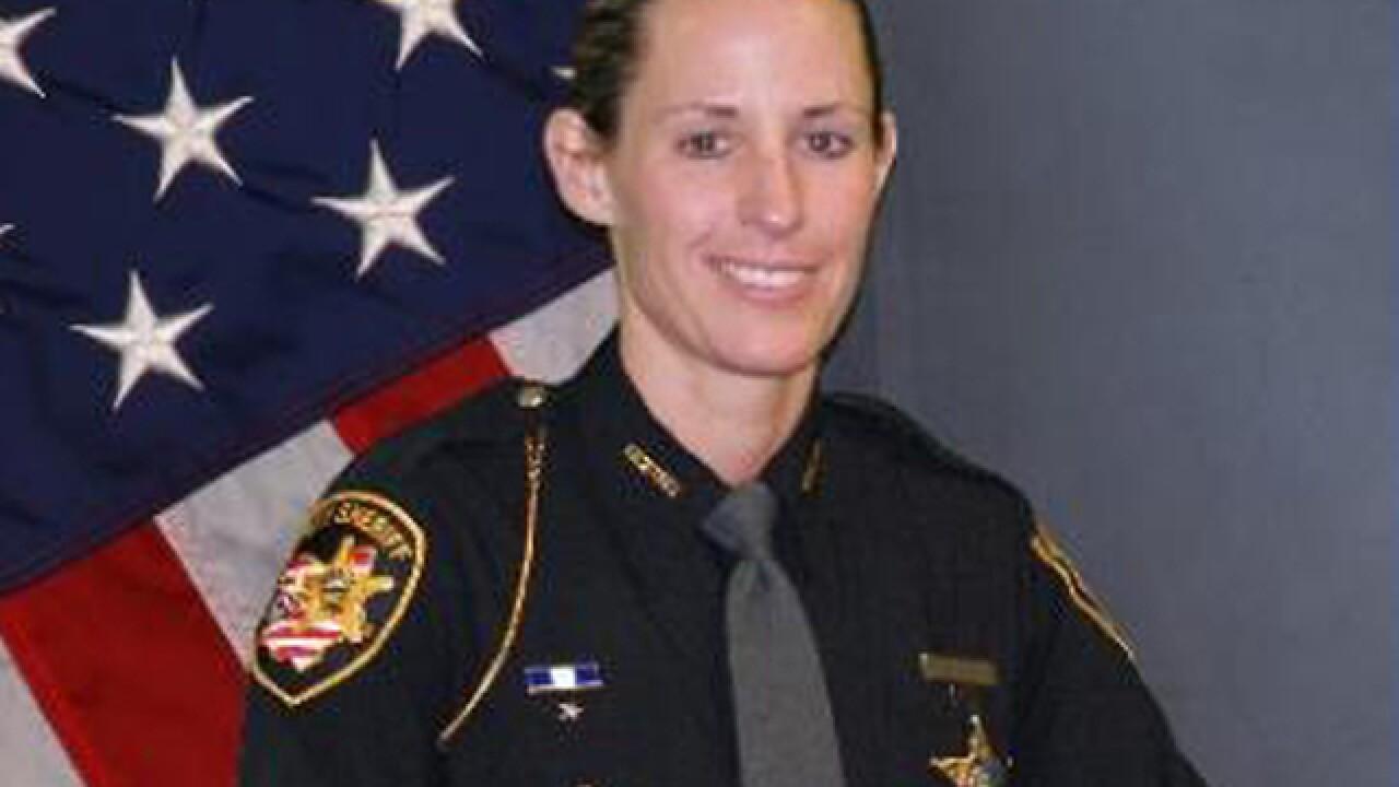 Deputy hurt in shootout is Mason grad, athlete