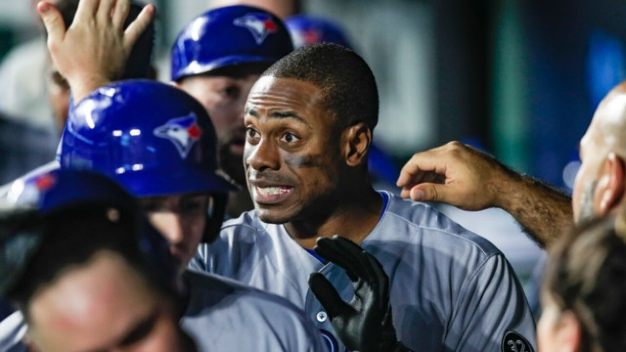 Report: Brewers acquire Curtis Granderson from the Blue Jays