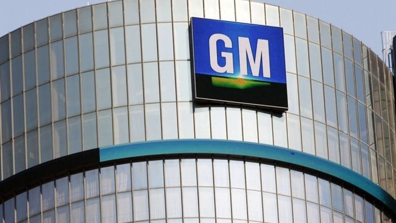 Trump says GM 'is not going to be treated well' after layoffs