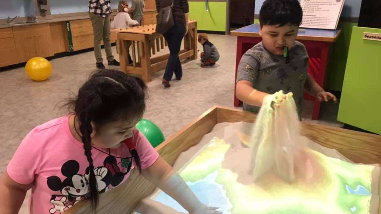 Lakeshore Museum Center ASD Sensory Saturday