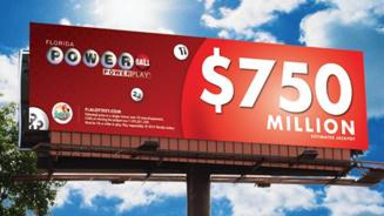 Winning Powerball Ticket Sold In Wisconsin Wins 750 Million