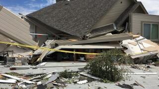 PHOTO GALLERY: EF-1 Tornado touches down in Bellevue