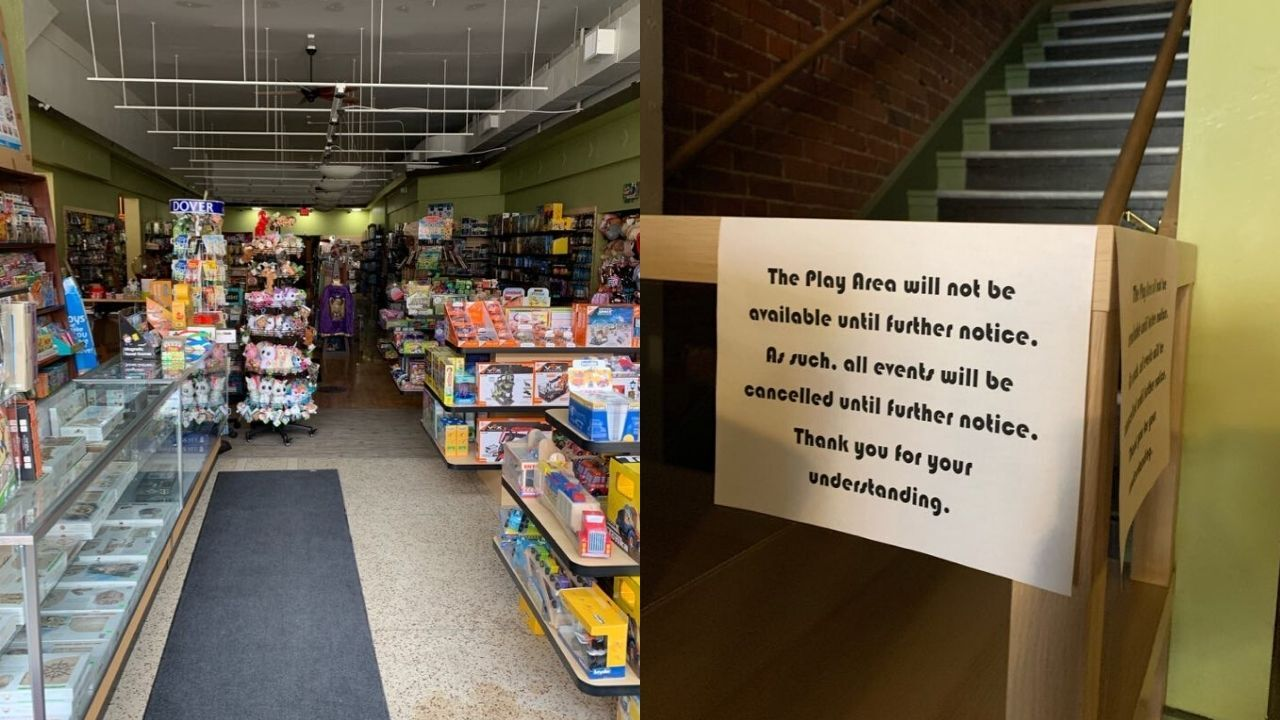 Great Falls Toy shop works to keep people entertained amid closures