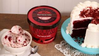 Blue Bell announces return of Red Velvet Cake ice cream