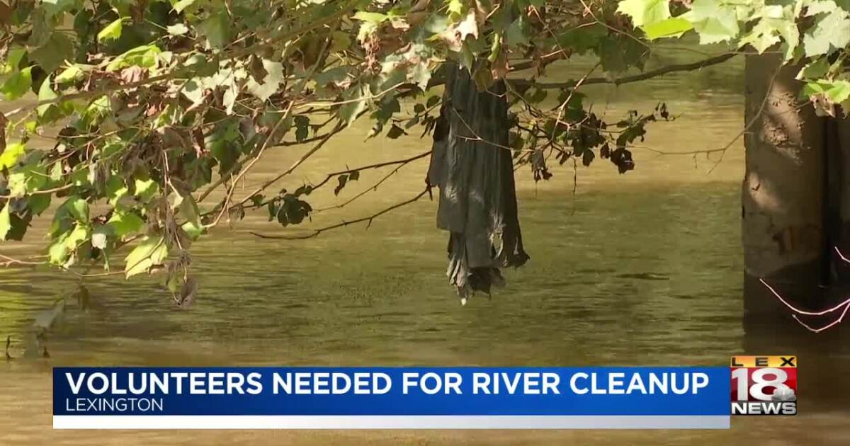 Volunteers needed for Kentucky River cleanup
