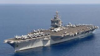 Former USS Enterprise (CVN-65)